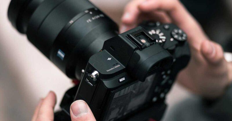 Fotoaparato pasirinkimo ABC