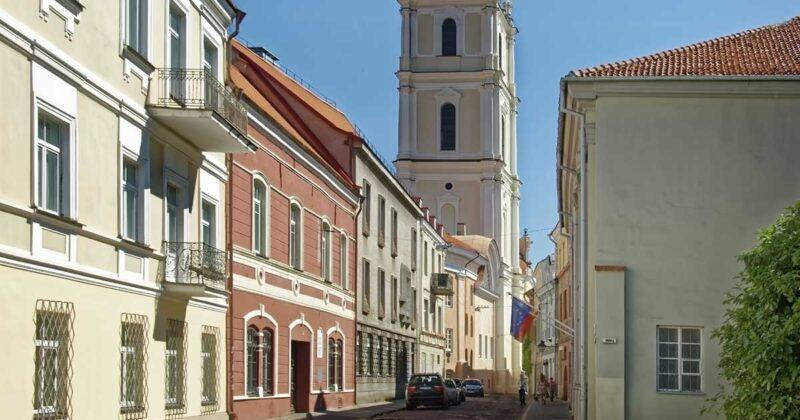 Gražiausios vietos Vilniuje šeimos fotosesijai